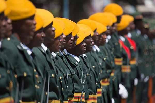 Zimbabve ordusundan 'darbe' iddialarına cevap