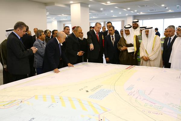 Kuveyt'te üç konuda anlaşma