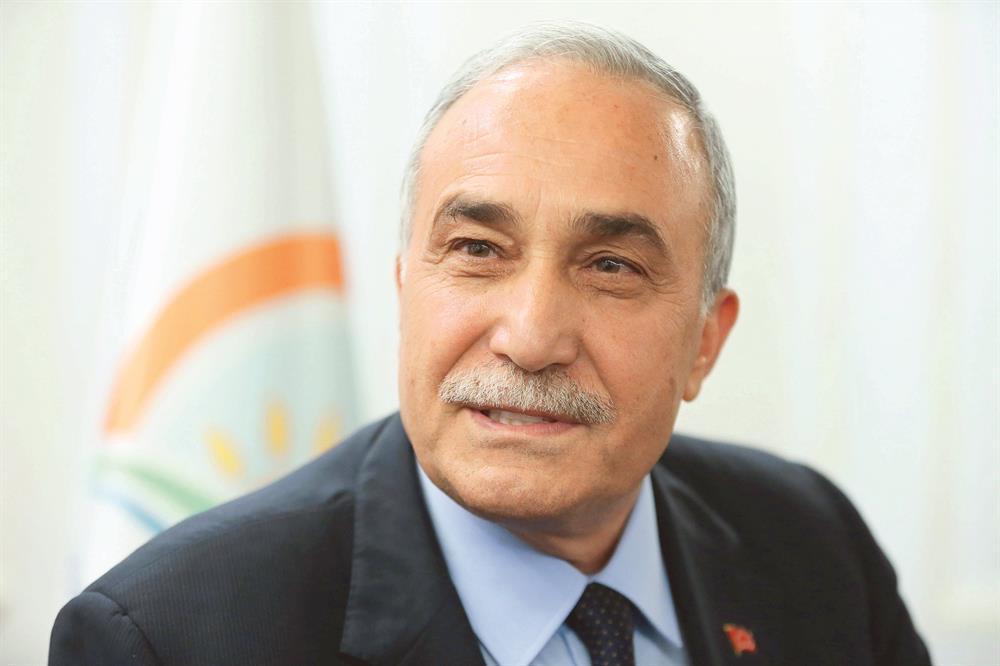 'Türkiye et ihraç eden bir ülke haline gelecek'