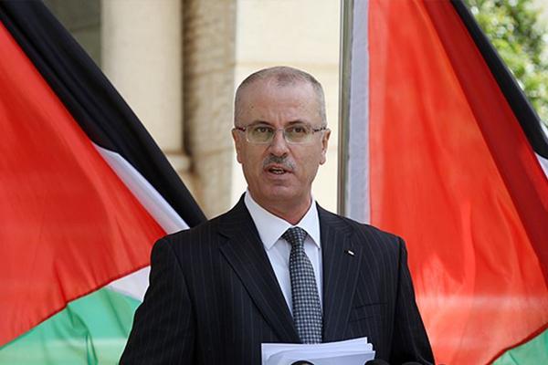 Filistin Başbakanı Hamdallah'ın konvoyunda patlama