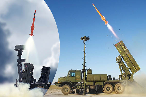 Milli hava savunma füze sistemi HİSAR