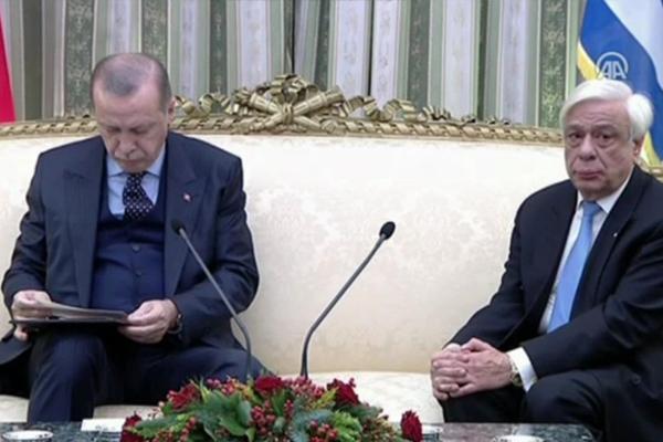 Erdoğan Atina'da konuştu! Lozan Güncellenmeli