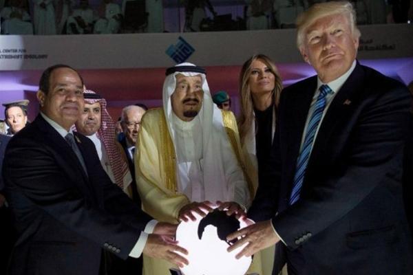 Trump'ın Kudüs kararı Suud ve Mısır ile anlaşmalı!