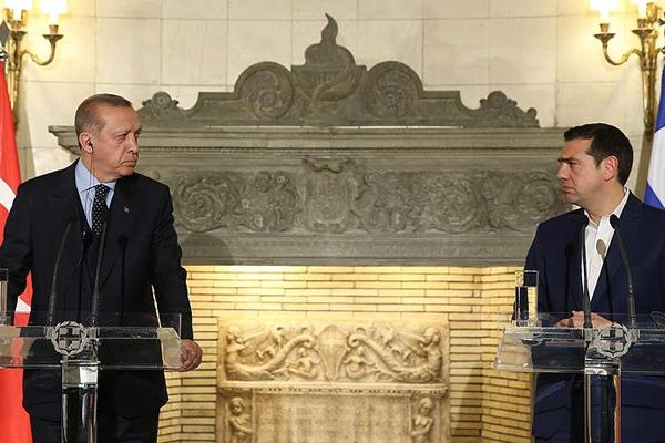 Cumhurbaşkanı Erdoğan'dan Yunan yargısına çağrı
