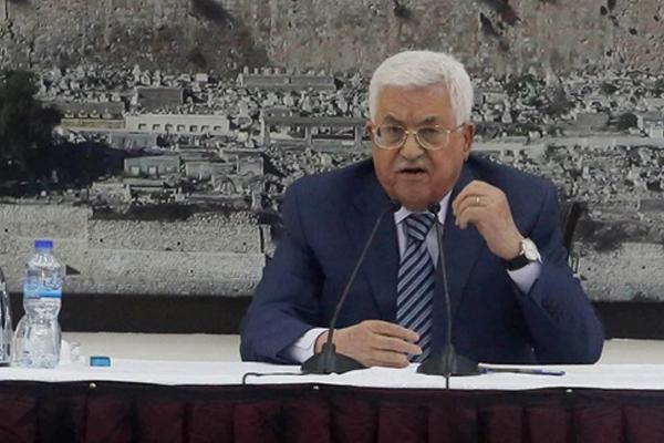 Filistin Devlet Başkanı Abbas'dan silahlı direniş çağrısı