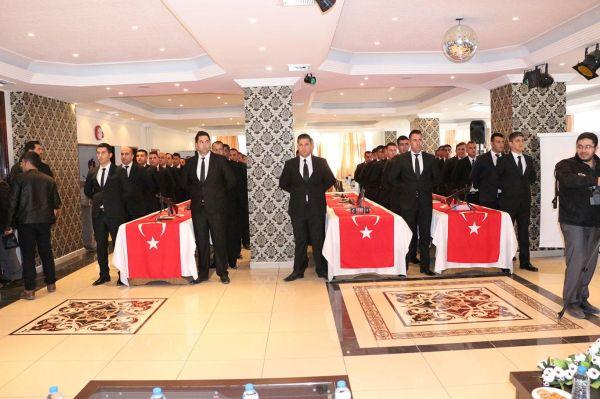 Mardin'de 39 bekçi göreve başladı