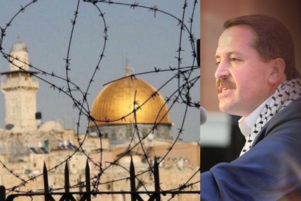 81 ilde Ayaktayız! Kudüs, Filistin'in Başkentidir!