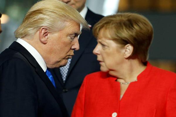 Trump Almanya'yı hedef aldı