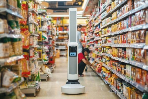 Perakende sektöründe robot teknolojisi