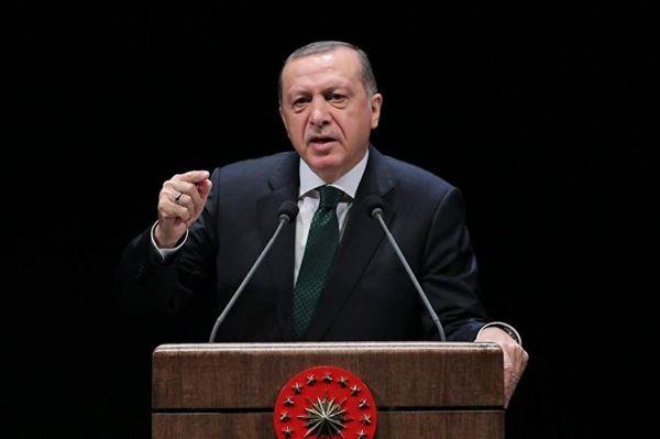 Cumhurbaşkanı Erdoğan: Afrin'i başlarına yıkarız