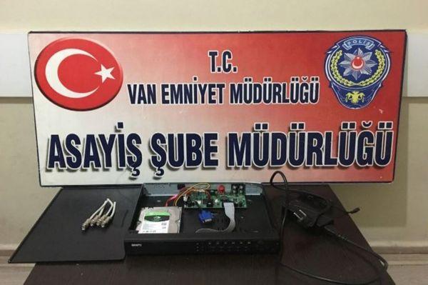 Van'da 14 kişi tutuklandı, sebep  hırsızlık