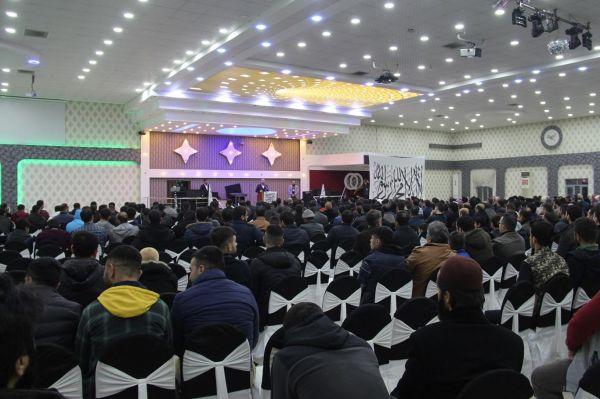 'Kudüs bizim ümmet olma davamızın nişanesidir'