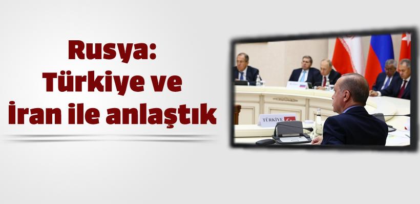 Rusya: Suriye kongresine katılım konusunda anlaştık