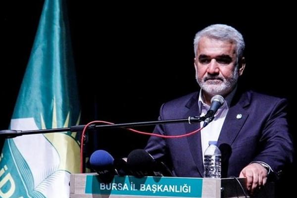 HÜDA PAR: Türkiye Afrin'de ABD ile savaşıyor
