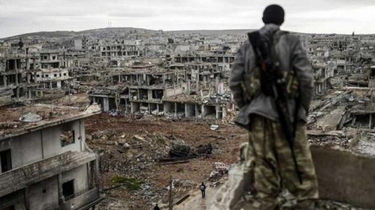 Suriye'de bir güç daha devreye giriyor!
