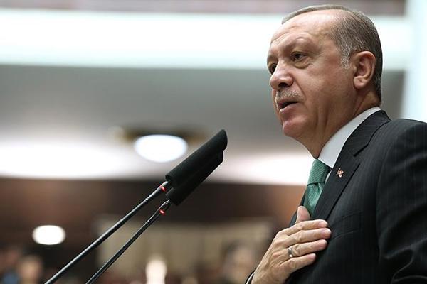 Erdoğan grup toplantısında açıklamalarda bulundu!