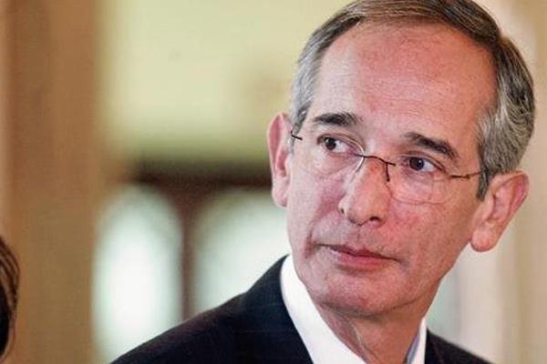 Eski Guatemala Devlet Başkanı gözaltına alındı