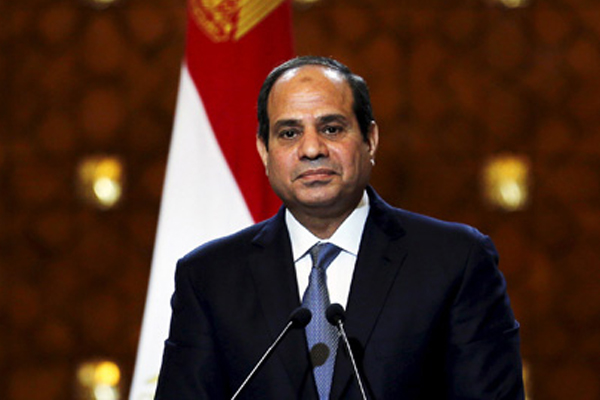 Sisi'den Sayıştay Başkanı'na gözaltı