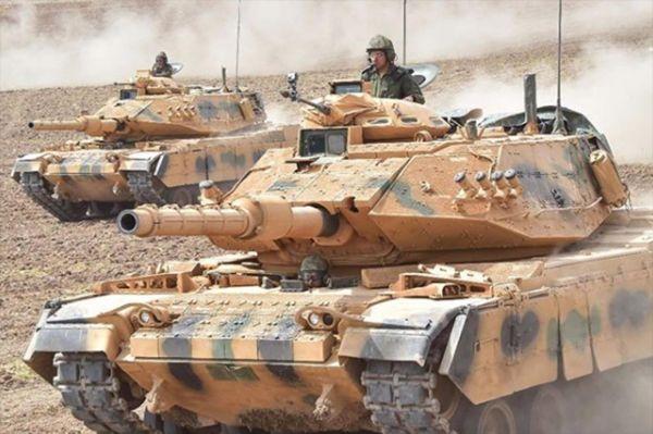 Afrin operasyonunda 25'inci gün