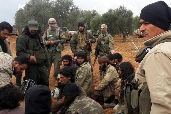 DEAŞ'lılar rejimle iş birliğini itiraf etti