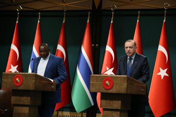Cumhurbaşkanı Erdoğan: Gelecek yüzyıl Afrika'nın olacaktır