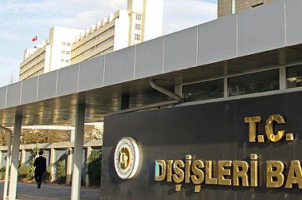 Türkiye dış temsilcilik açmada dünyada 5'inci sırada
