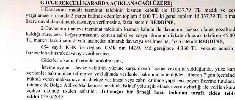 TSK Afrin'de öldürülen PKK'li sayısını açıkladı