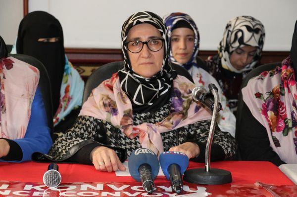 Yaklaşık 7 bin Suriyeli kadın zindanlarda ölmeyi bekliyor