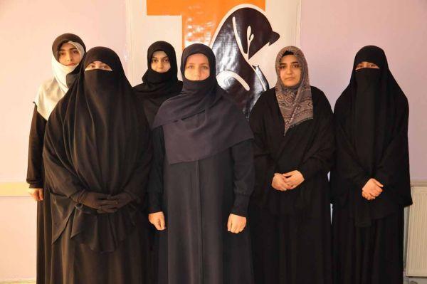 'İslam kadınları yüksek makamlara çıkarmıştır'