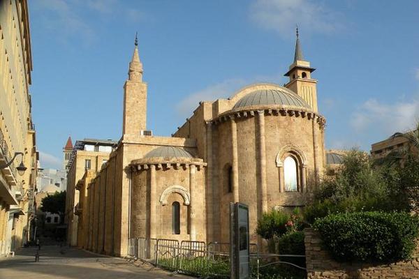 Beyrut tarihinin tanığı: Büyük Ömer Camisi