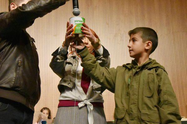İpekyolu Belediyesinden 'Geleceğin Mucitleri' programı