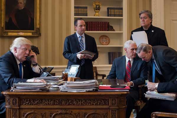 ABD'deki Rusya soruşturması tamamlandı