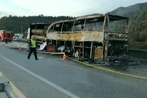 Çorum'da tır ile yolcu otobüsü çarpıştı: 13 ölü, 20 yaralı
