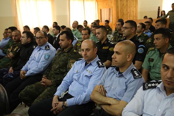 Türkiye'den Filistinli asker ve polislere eğitim