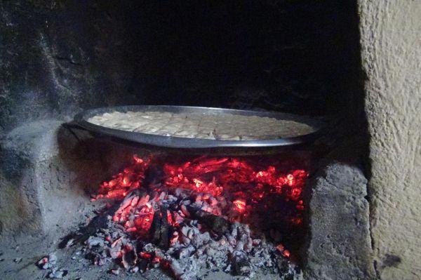 Köy sofra kültürünün farklı lezzeti Zervet