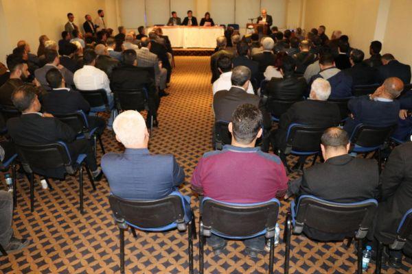 Afrin Kurtuluş Kongresi Gaziantep`te düzenlendi