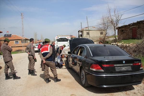 Konya`da silahlı kavga: 6 yaralı