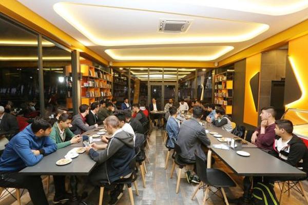 Gaziantep`te toplu kitap okuma etkinliği düzenlendi