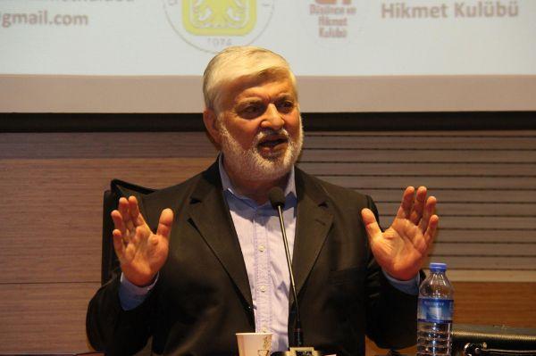 'Fakültelerde anlatılan İslam parçalanmış bir İslam'dır'