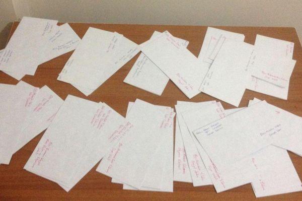 Üniversite gençliğinden 'Vicdan Çağrısı' mektupları