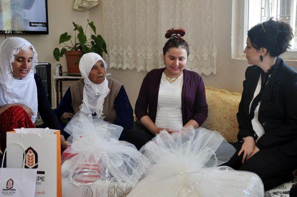 Kızıltepe Belediyesinden 'çeyiz' projesi