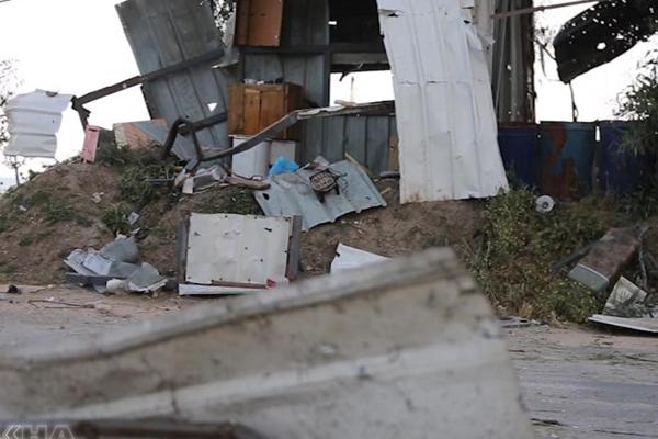 İşgal ordusu Gazze`ye saldırı düzenledi