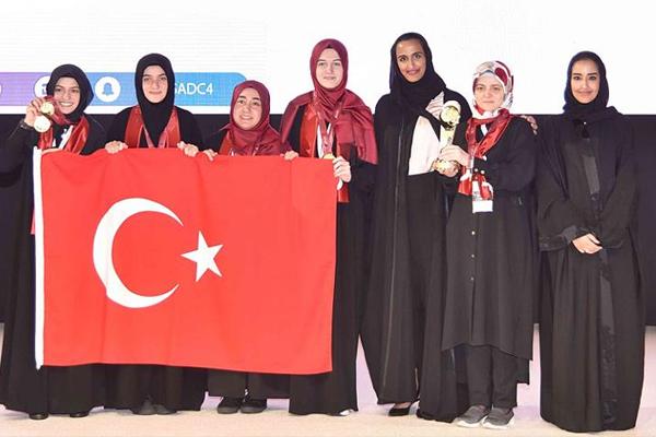 50 ülkenin katıldığı Arapça Münazarada Türkiye 1. oldu