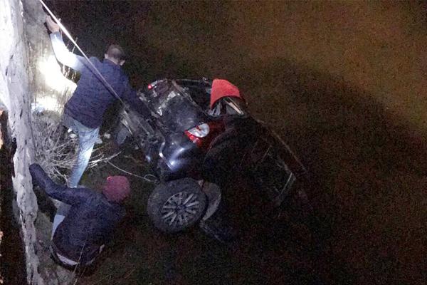 Bingöl'de kaza:2 ölü