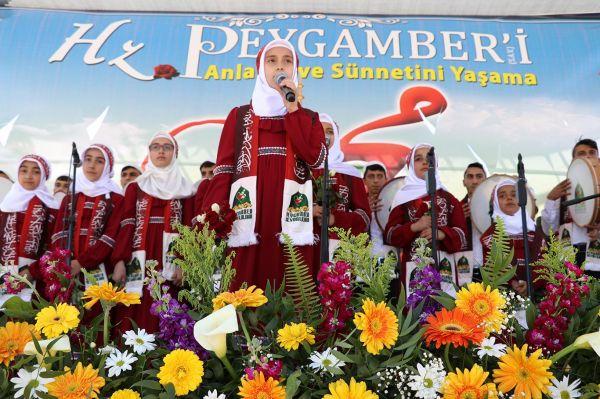 Gaziantep'te on binler O'nu (SAV) andı