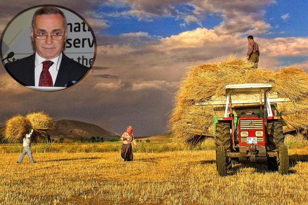 Tarımda 5,5 milyon kişi çalışıyor!
