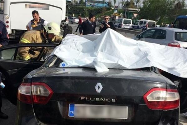 İstanbul Kartal'da kaza: 4 ölü
