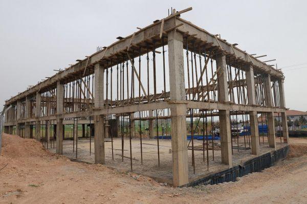 Derik'e içme suyu arıtma merkezi kuruluyor