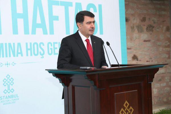 'İstanbul kısa sürede 30-40 milyon turist rakamını görecektir'