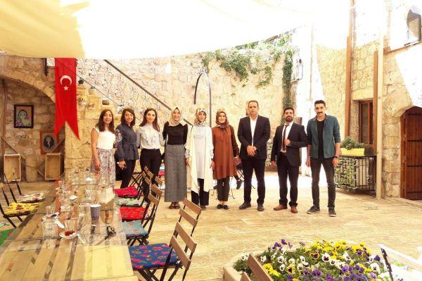 Mardin'de 'Misafirimiz Öğretmenimiz' projesi